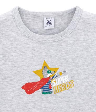 Little boy's short sleeved T-shirt