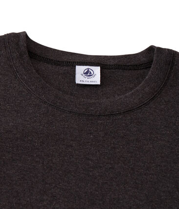 Women's Short-Sleeved Iconic T-Shirt City Chine grey