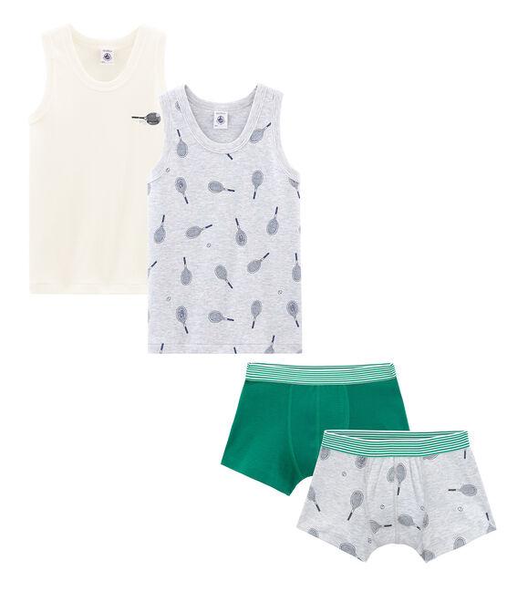 Set of underwear for boy . set