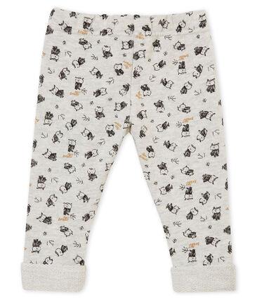 Baby boy's print trousers