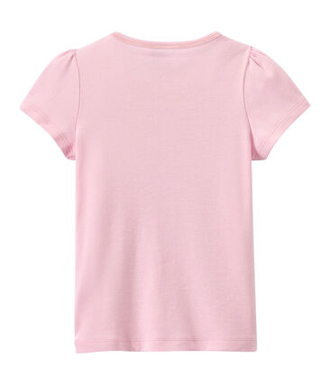 Girl's T-shirt with a little bow