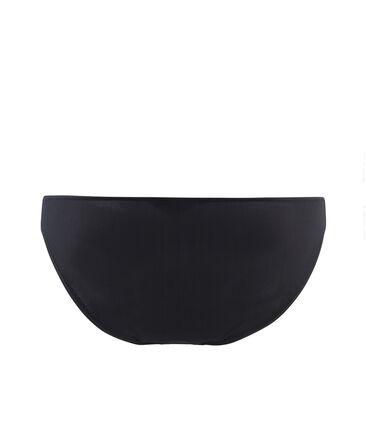 Swimsuit bottoms Noir black