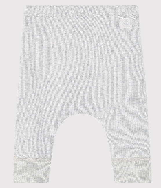 Baby' Leggings Beluga grey