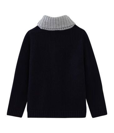 Boys' Knit Cardigan