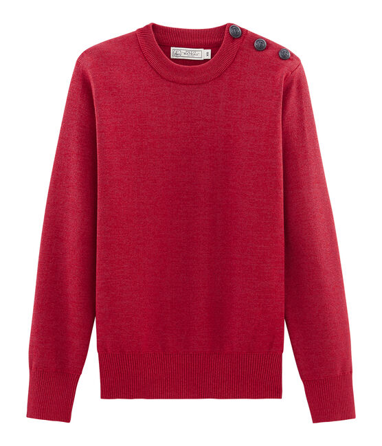 Women's Pullover Terkuit red / Terkuit Brillant red