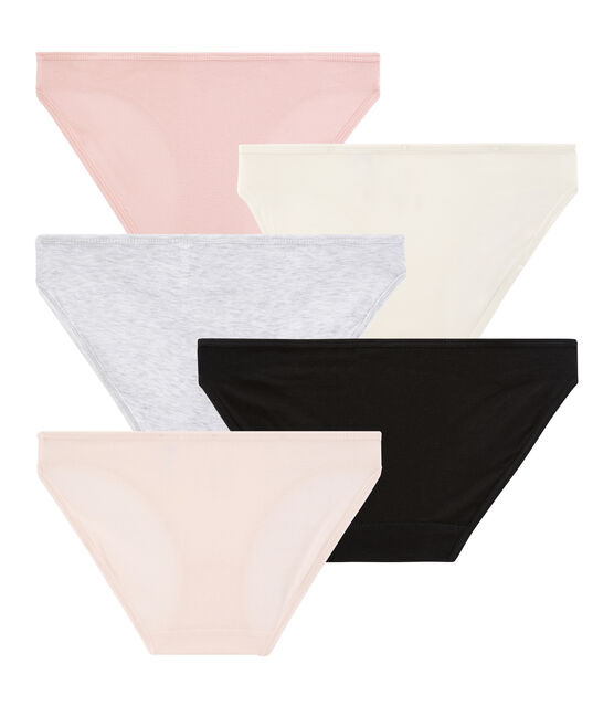 Women's Weekday Briefs - 5-Piece Set . set