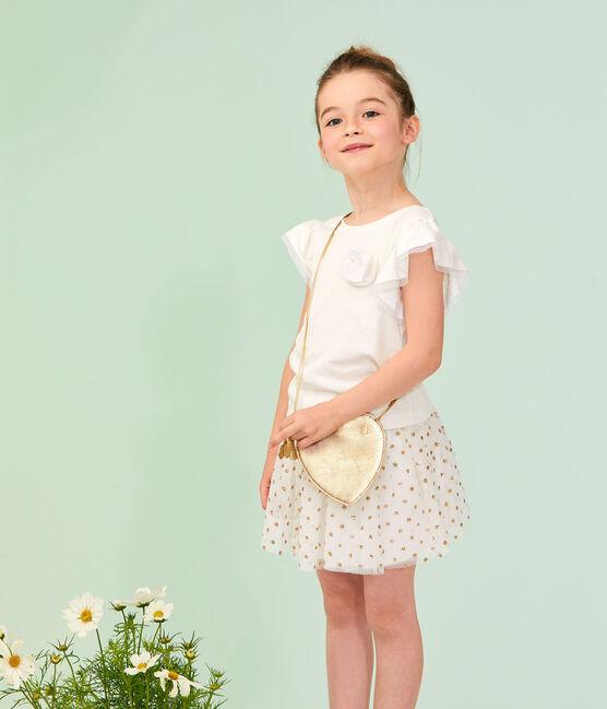 Handbag for girls Dore yellow