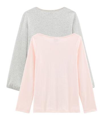 Girls' T-Shirt - 2-Piece Set
