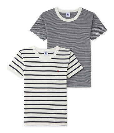 Boys' Short-sleeved T-Shirt - 2-Piece Set