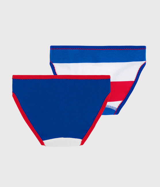 Girls' Made in France Knickers - 2-Pack . set