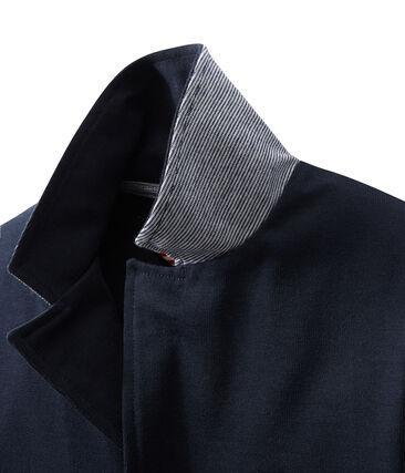 Boy's jacket in heavyweight jersey