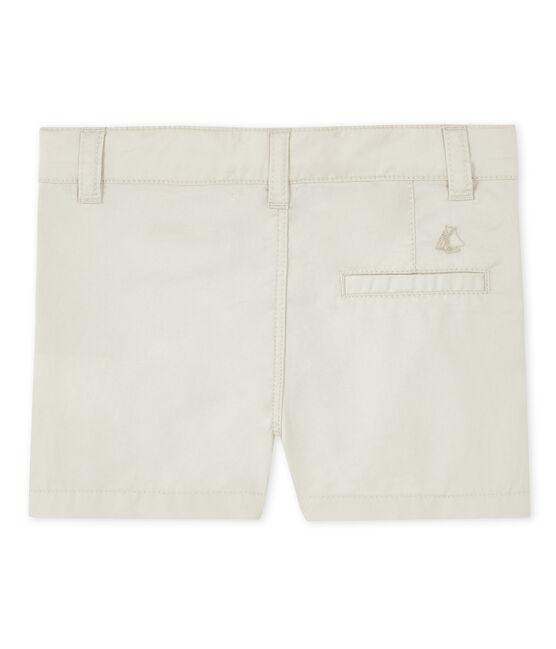 Baby boys' serge twill shorts FETA