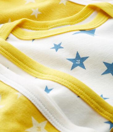 Baby Boys' 2-in-1 Underwear/Bodysuit - Set of 2