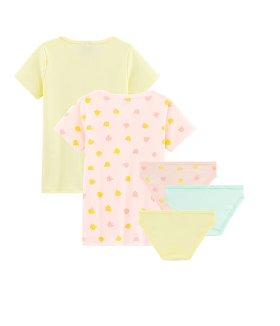 Girls' Underwear Set . set
