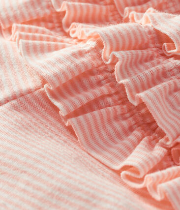 Baby Girls' Pinstriped Bloomers null