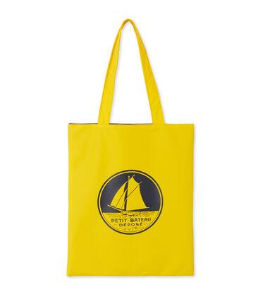 Iconic Shopping Bag Jaune yellow