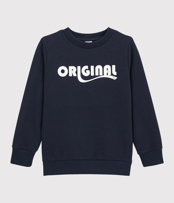 Boys' Sweatshirt SMOKING