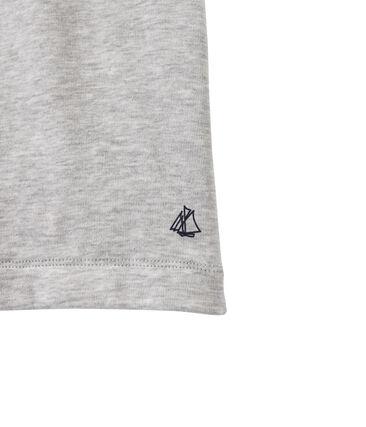 Boy's shorts Beluga Chine grey