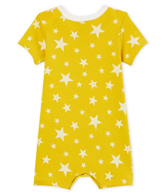 Baby Boys' Shortie Honey yellow / Marshmallow white