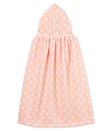 Baby Girls' Towelling Bath Cape
