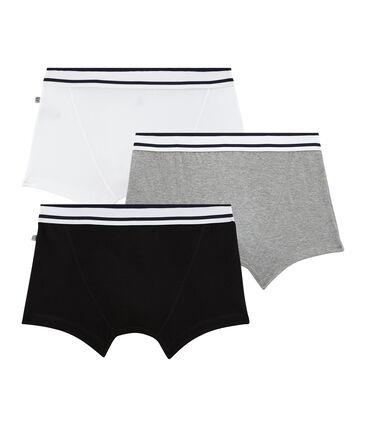 Men's Boxers - 3-Piece Set