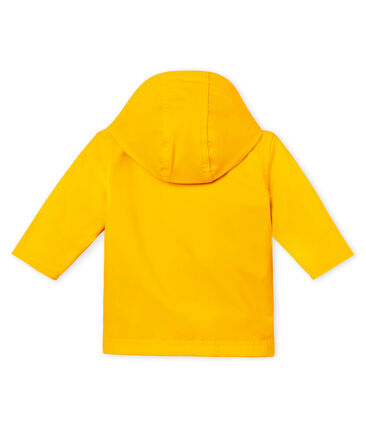 Unisex Iconic Raincoat Jaune yellow