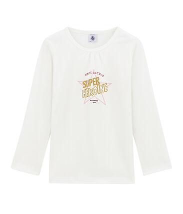 Girl's long sleeved T-shirt