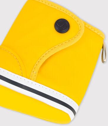 Babies' Rain Bootees Jaune yellow