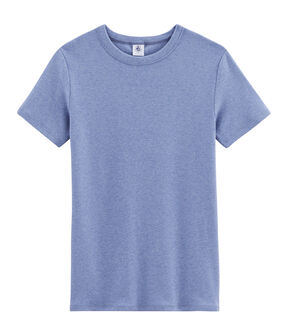 Women's Iconic T-Shirt Captain Chine blue