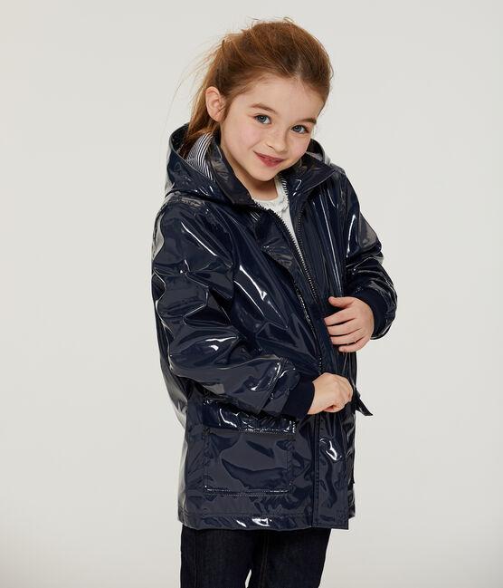 Girls' Gloss Raincoat SMOKING