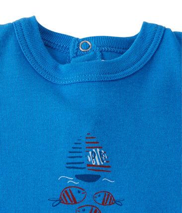 Baby boys' print short pyjamas
