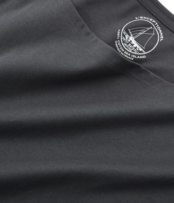 Women's short-sleeved sea island cotton t-shirt MAKI