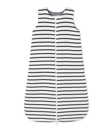 Babies' Reversible Ribbed Sleeping Bag