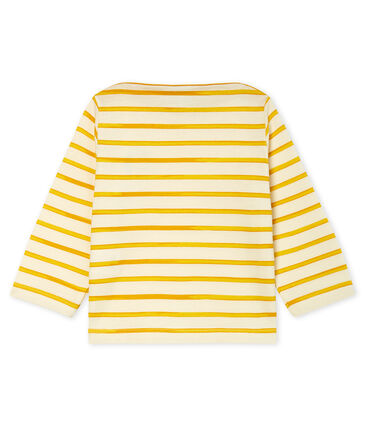 Baby Boys' Striped Long-Sleeved T-Shirt