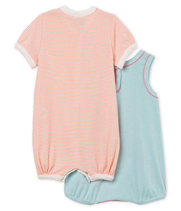 Baby Girls' Shortie - Set of 2 . set
