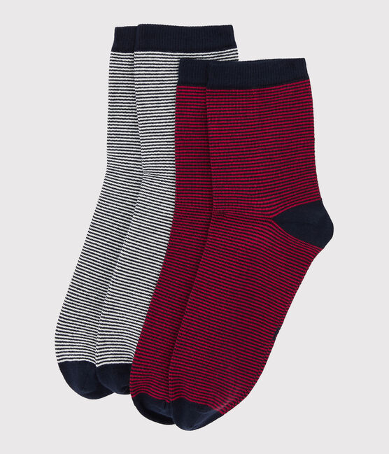 Set of 2 pairs of socks . set