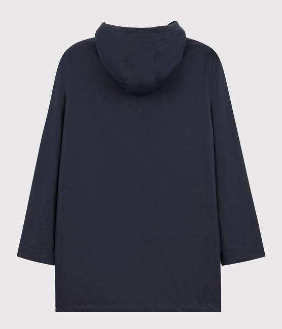 Iconic Unisex Raincoat Smoking blue