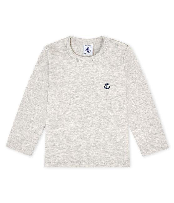 Unisex Baby's long-sleeved T-Shirt Beluga grey