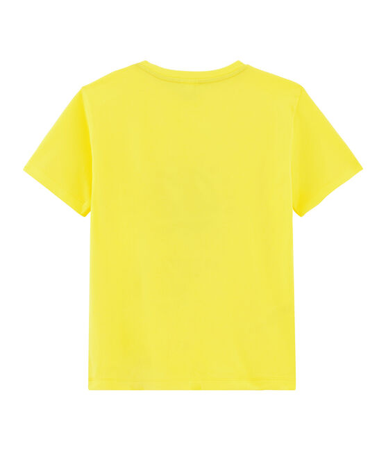 Boys' T-Shirt Sunny yellow