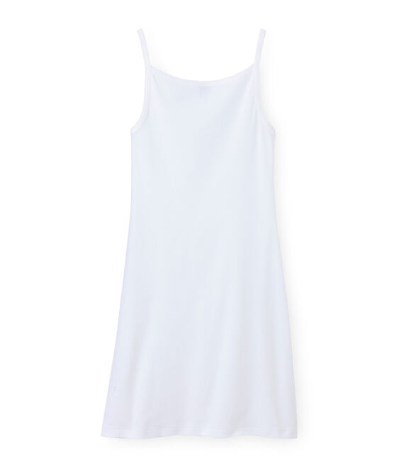 Women's Dress Ecume white