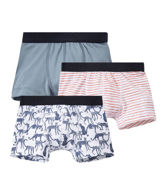 Set of 3 boys' boxers . set