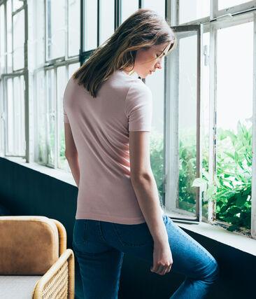 women's short sleeved t-shirt