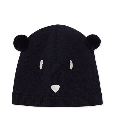 Mixed baby's hat