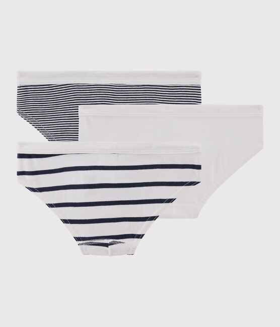 Boys' Striped Briefs - 3-Piece Set . set