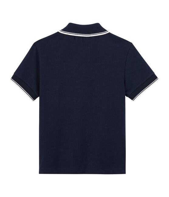 Boys' Polo Shirt SMOKING