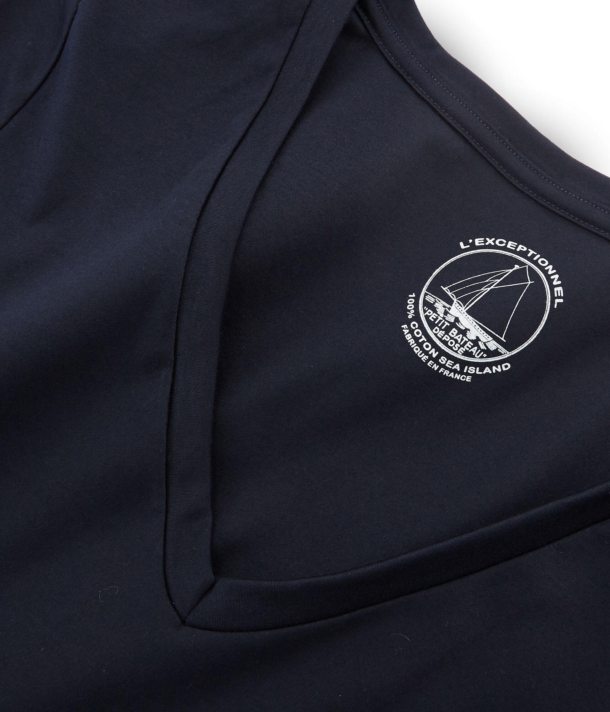 Super Petit FRERE Tee Shirt Marine