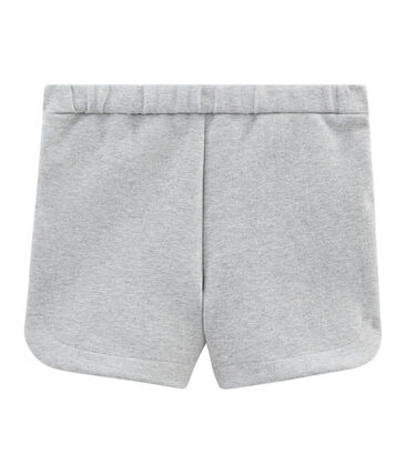 Girls' Shorts Subway grey