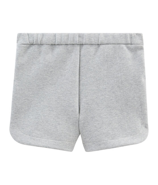 Girls' Shorts Subway grey