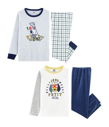 Boys' Pyjamas - 2-Piece Set