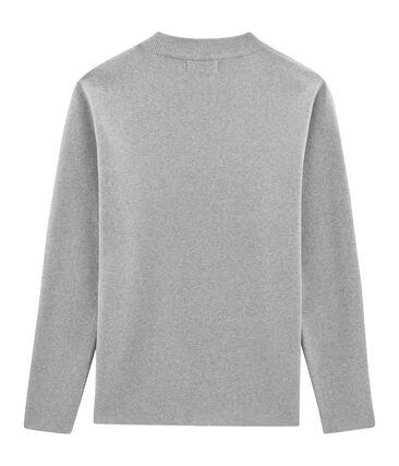 Men's Sailor Pullover Subway grey